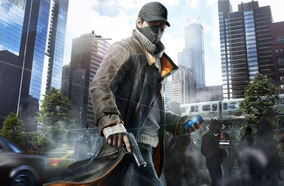 Watch Dogs Video Game HD Wallpaper