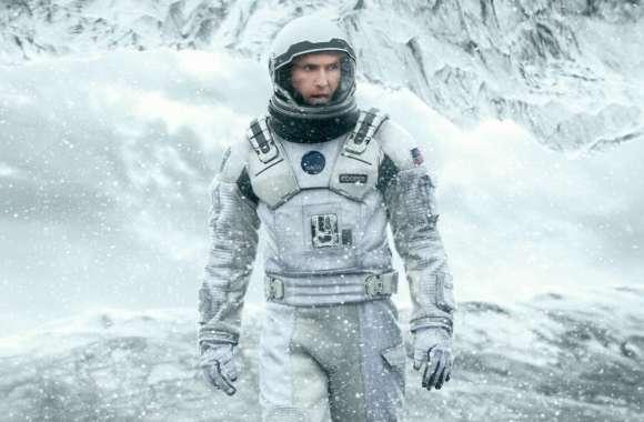 Interstellar Movie HD Wallpaper