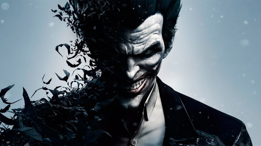 Joker Batman Ardham Origins