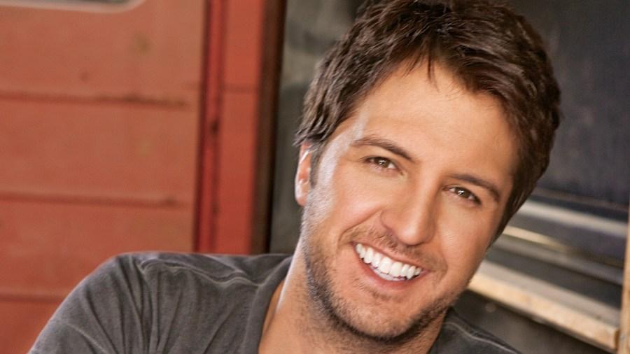 Luke Bryan Country Singer