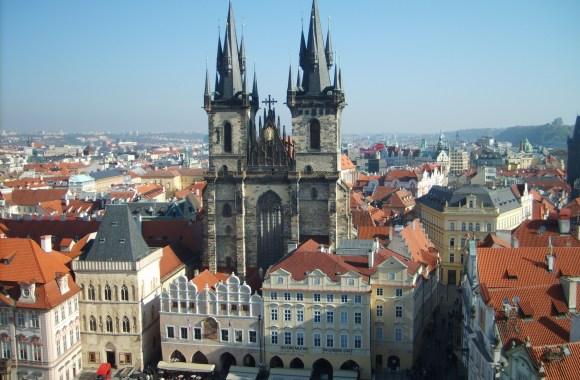 Prague, Czech Republic HD Wallpaper