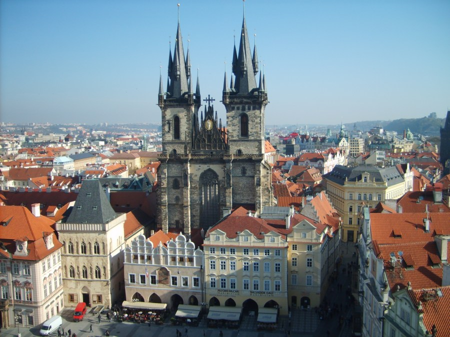 Prague, Czech, Republic