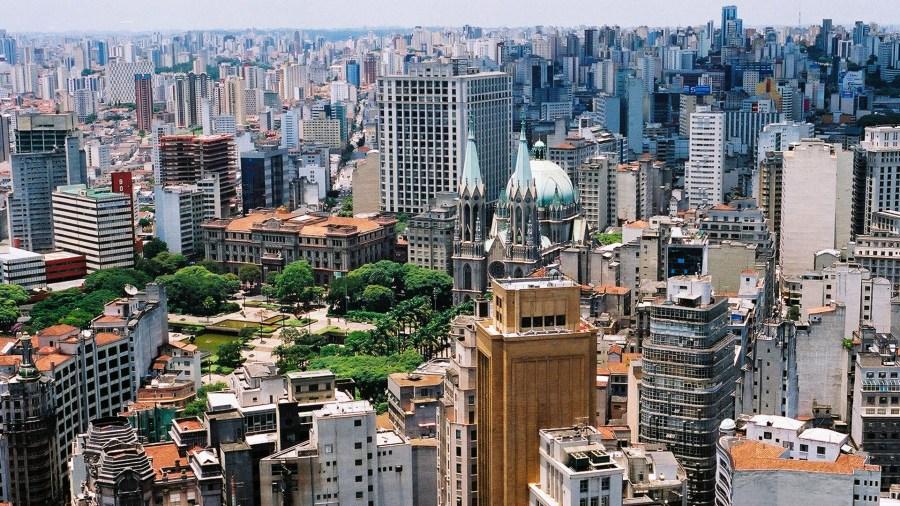 Sao Paulo City Brazil HD Wallpaper by Wallsev.com