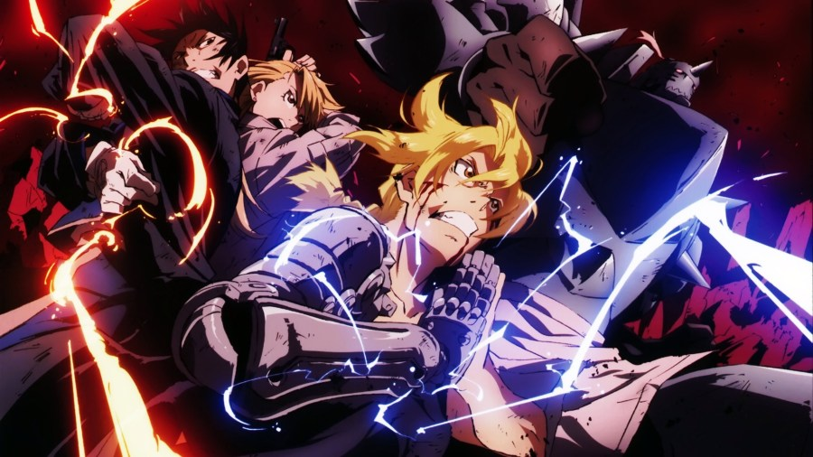 Fullmetal Alchemist: Brotherhood Anime HD Wallpaper by Wallsev.com