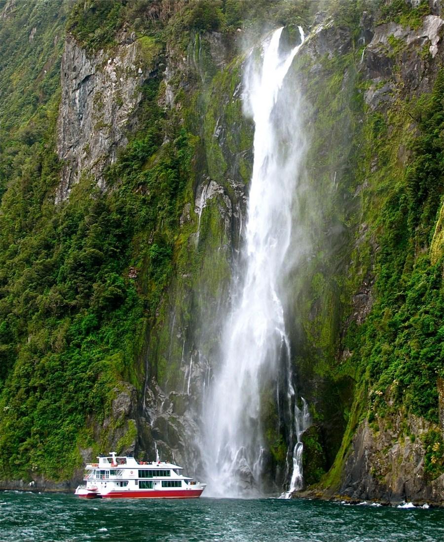 Kilt Rock Waterfall HD Wallpaper by Wallsev.com