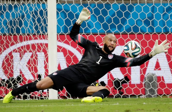Tim Howard HD Wallpaper