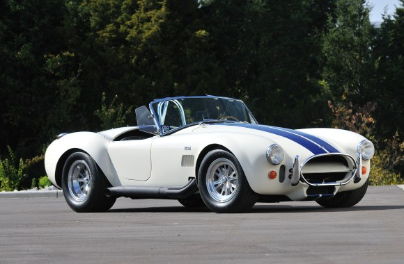 1966 Shelby Cobra 427 HD Wallpaper