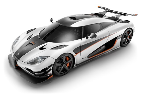 Koenigsegg One:1 HD Wallpaper