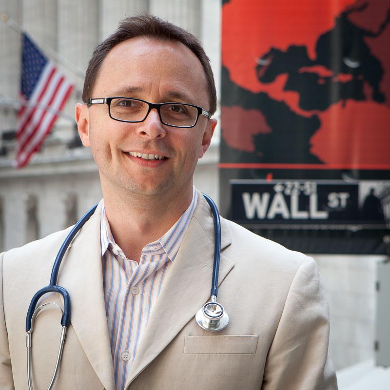 Dr. Glenn Gandelman, Cardiologist, MD, FACC, MPH