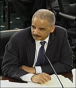 U.S. Attorney General Eric Holder Testifying on High Frequency Trading Before the House Appropriations Committee on April 4, 2014