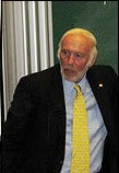 James Simons, Founder of Renaissance Technologies Hedge Fund, Has Given Millions to Hillary Clinton's Bid for the White House