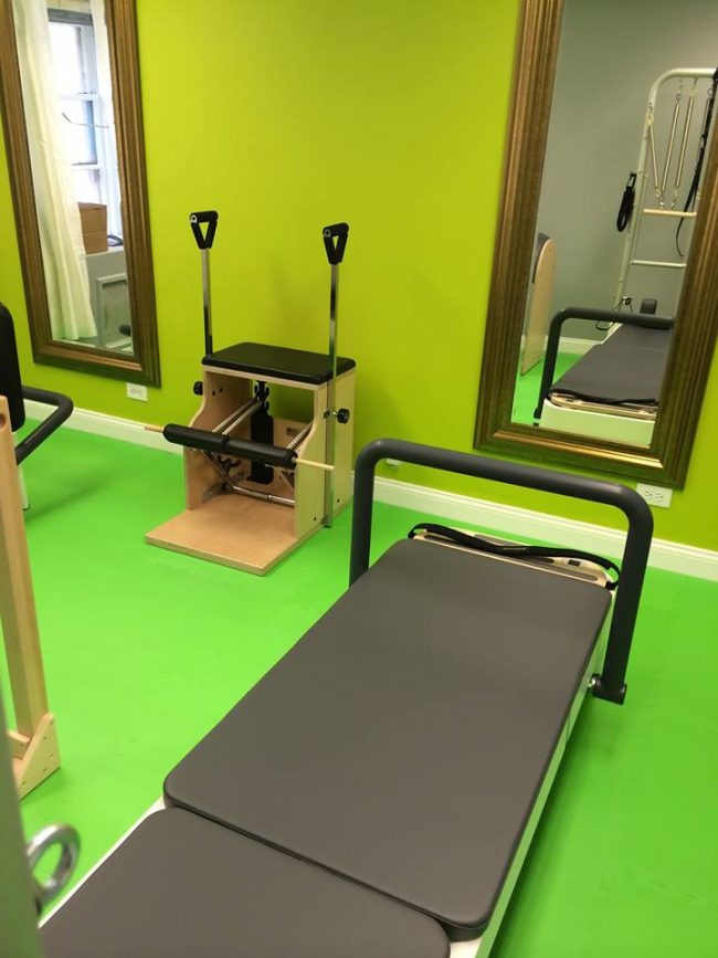 Pilates at Wall Street Pain Relief