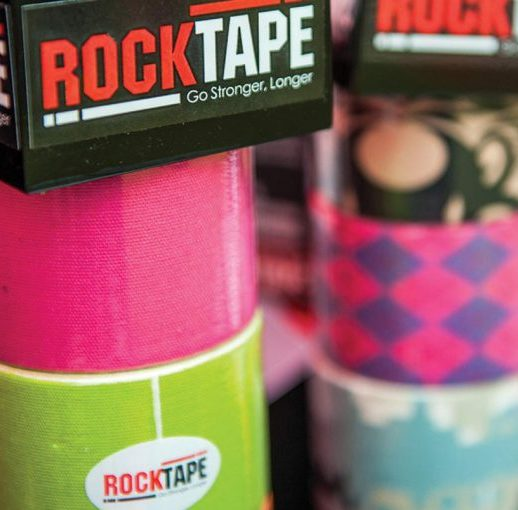 Rock Tape Kinesiology Taping at Wall Street Pain Relief