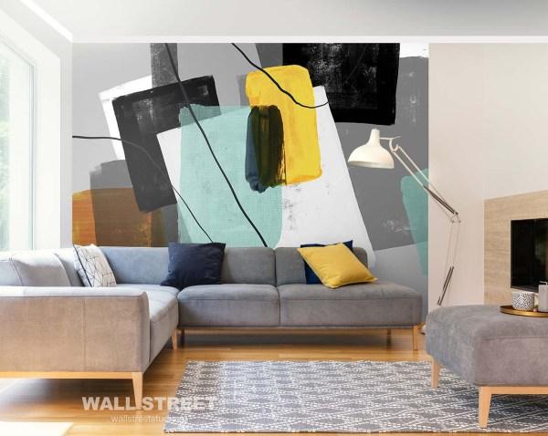 Необычные обои Element 1 от Студии Wall Street