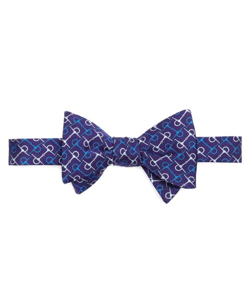 Tie Archives Wall Street Stylist Bow Tying Diagram Brooks Brothers