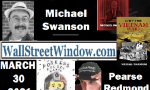 Ochelli Effect – New York Crazy Babies – Mike Swanson (04/05/2021)