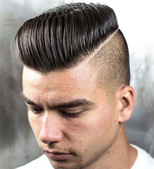 New 25 Pompadour Hairstyles And Haircuts Men S Hairstyles Ideas With Pictures