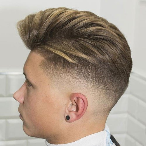 New 25 Barbershop Haircuts Men S Hairstyles Haircuts 2019 Ideas With Pictures