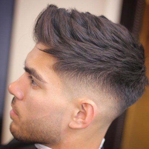 New Low Fade Vs High Fade Haircuts 2019 Guide Ideas With Pictures