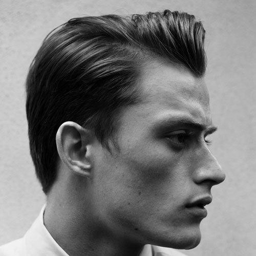 New Vintage 1920S Hairstyles For Men Men S Hairstyles Ideas With Pictures