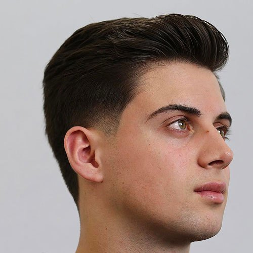 New 35 Classic Taper Haircuts 2019 Men S Hairstyles Ideas With Pictures