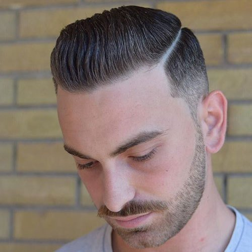 New 47 Slicked Back Hairstyles 2019 Guide Ideas With Pictures