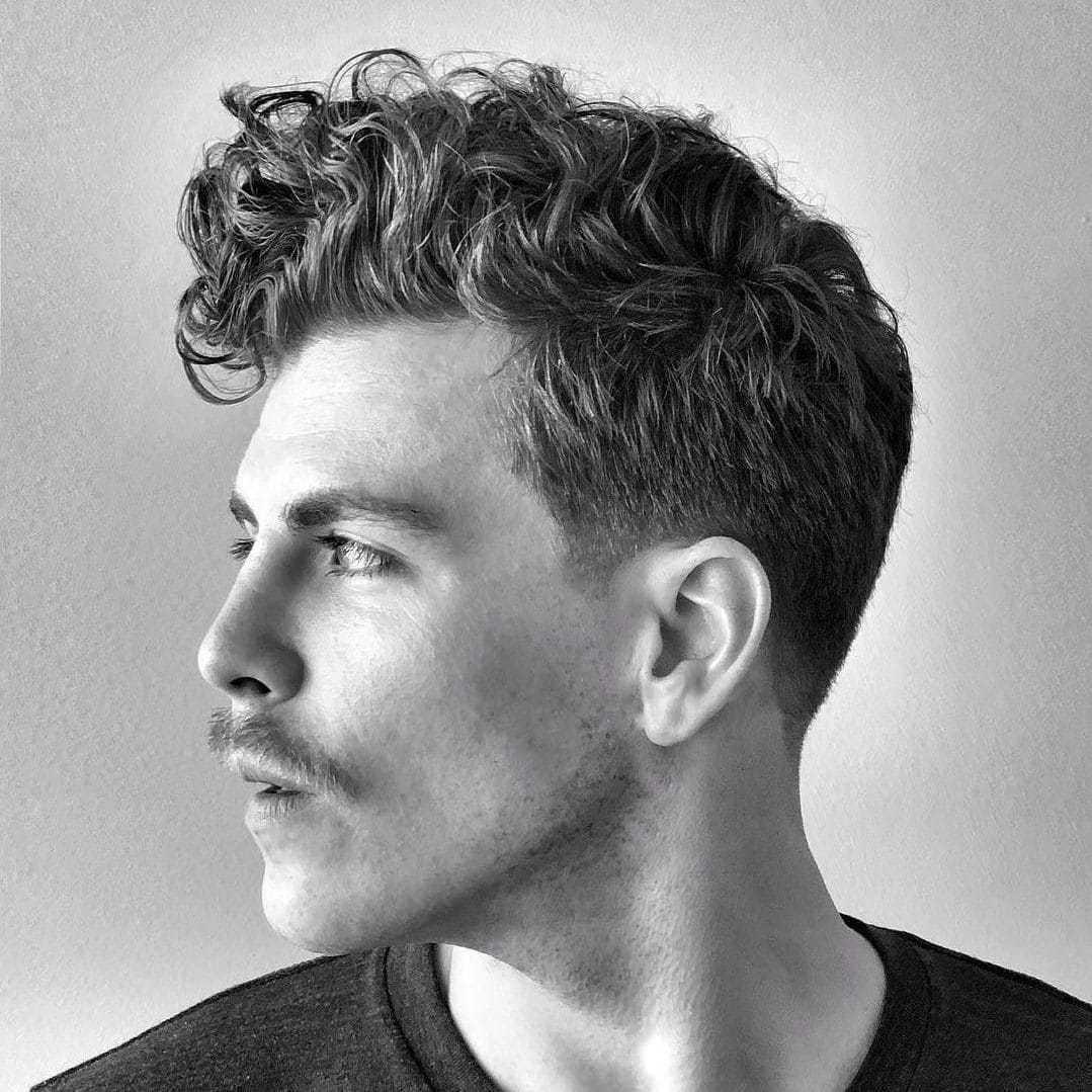 New The Best Curly Hair Haircuts Hairstyles For Men 2019 Guide Ideas With Pictures