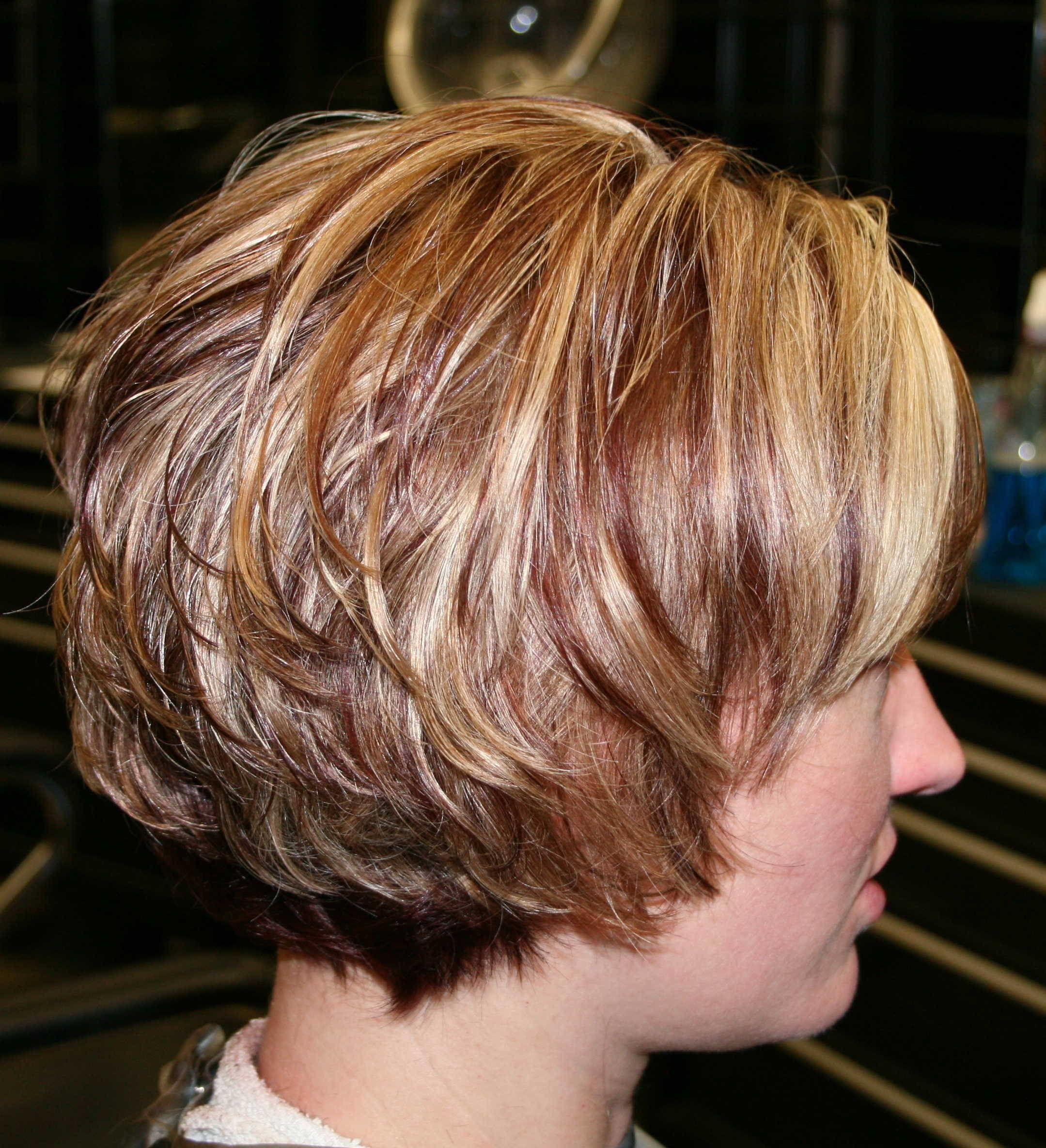 New Short Layered Bob Hairstyles Front And Back View New Haircut For Men 2019 Ideas With Pictures