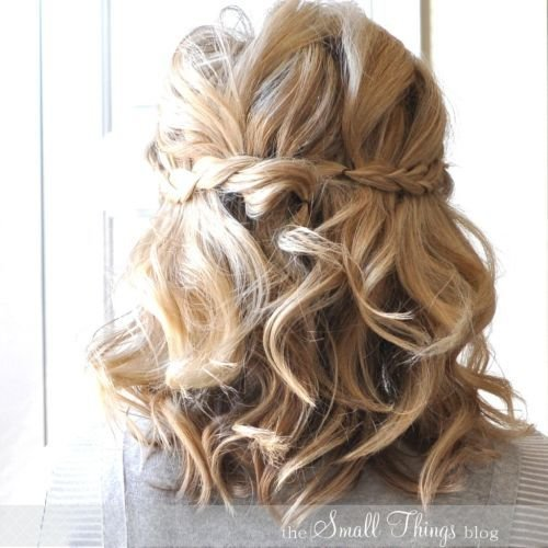 New 39 Half Up Half Down Hairstyles To Make You Look Perfect Ideas With Pictures