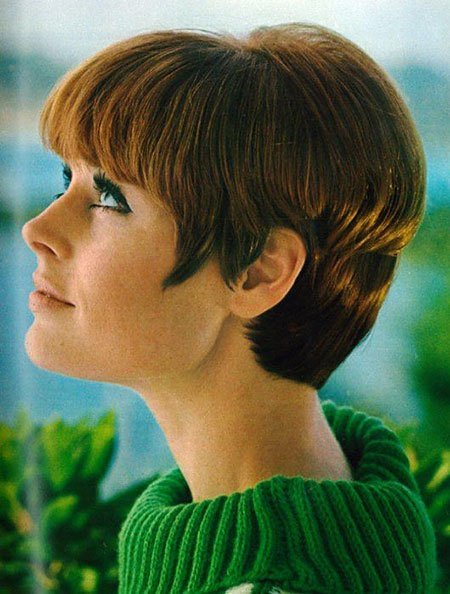New 20 Pics Of 1960 S Short Hairstyles Ideas With Pictures