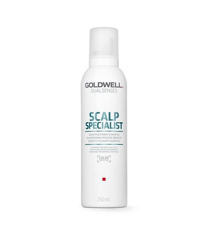 New Goldwell Dualsenses Scalp Sensitive Foam Shampoo 4Hair Lv Ideas With Pictures