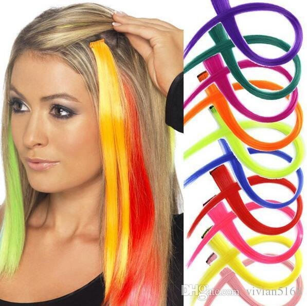 New 20 Synthetic Hairpiece Long Hair Color Straight One Piece Ideas With Pictures