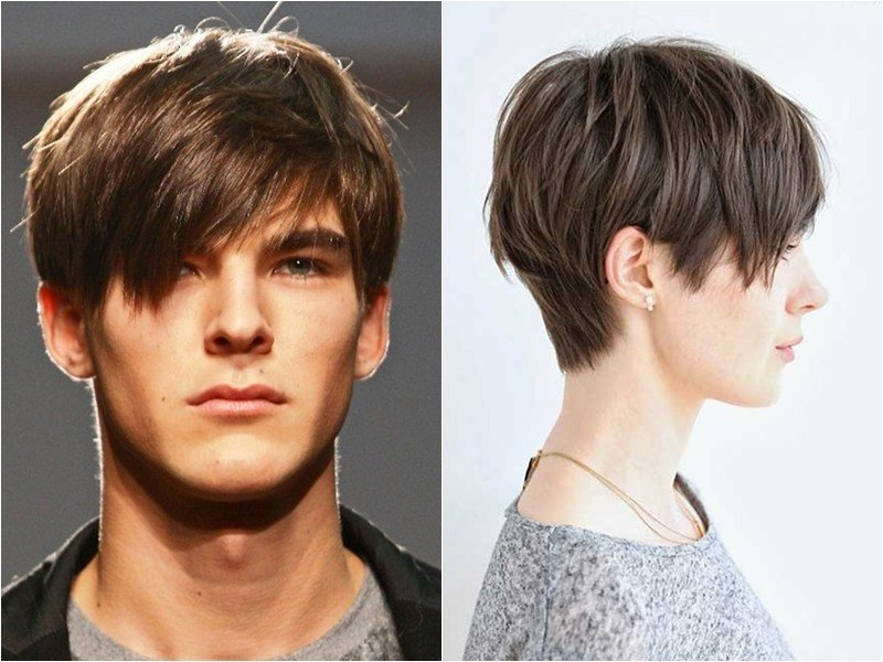 New Short Unisex Hairstyles Ideas With Pictures - December ...