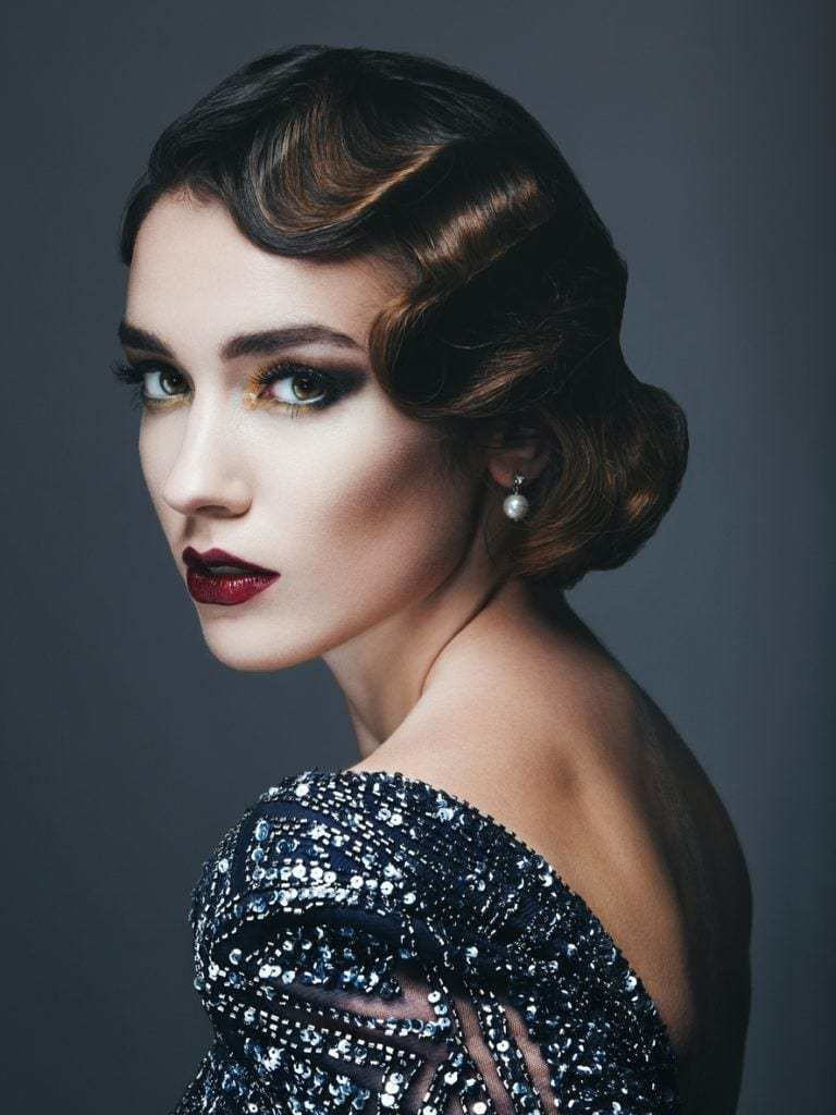 New 16 Flapper Hairstyles For Long Hair Easy Style Ideas With Ideas With Pictures