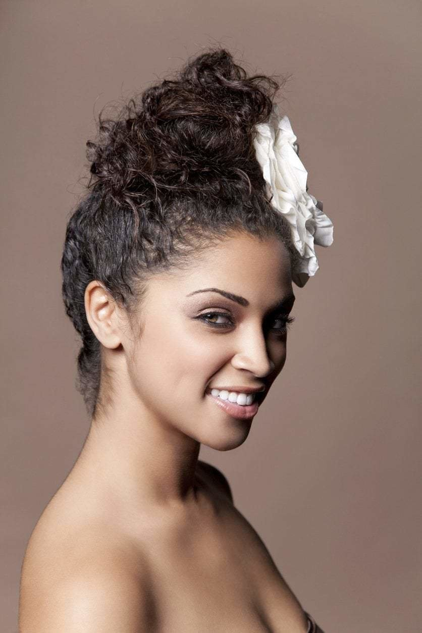 New Black Prom Hairstyles 12 Easy Styles For Girls With Ideas With Pictures