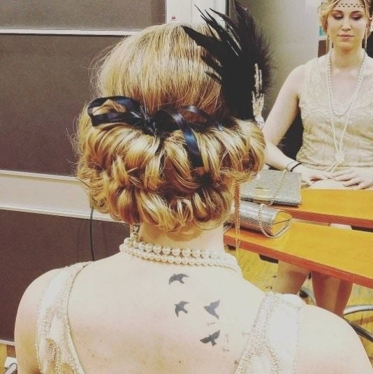 New 13 Best Flapper Hairstyles For Long Hair 1920S Hair Ideas With Pictures