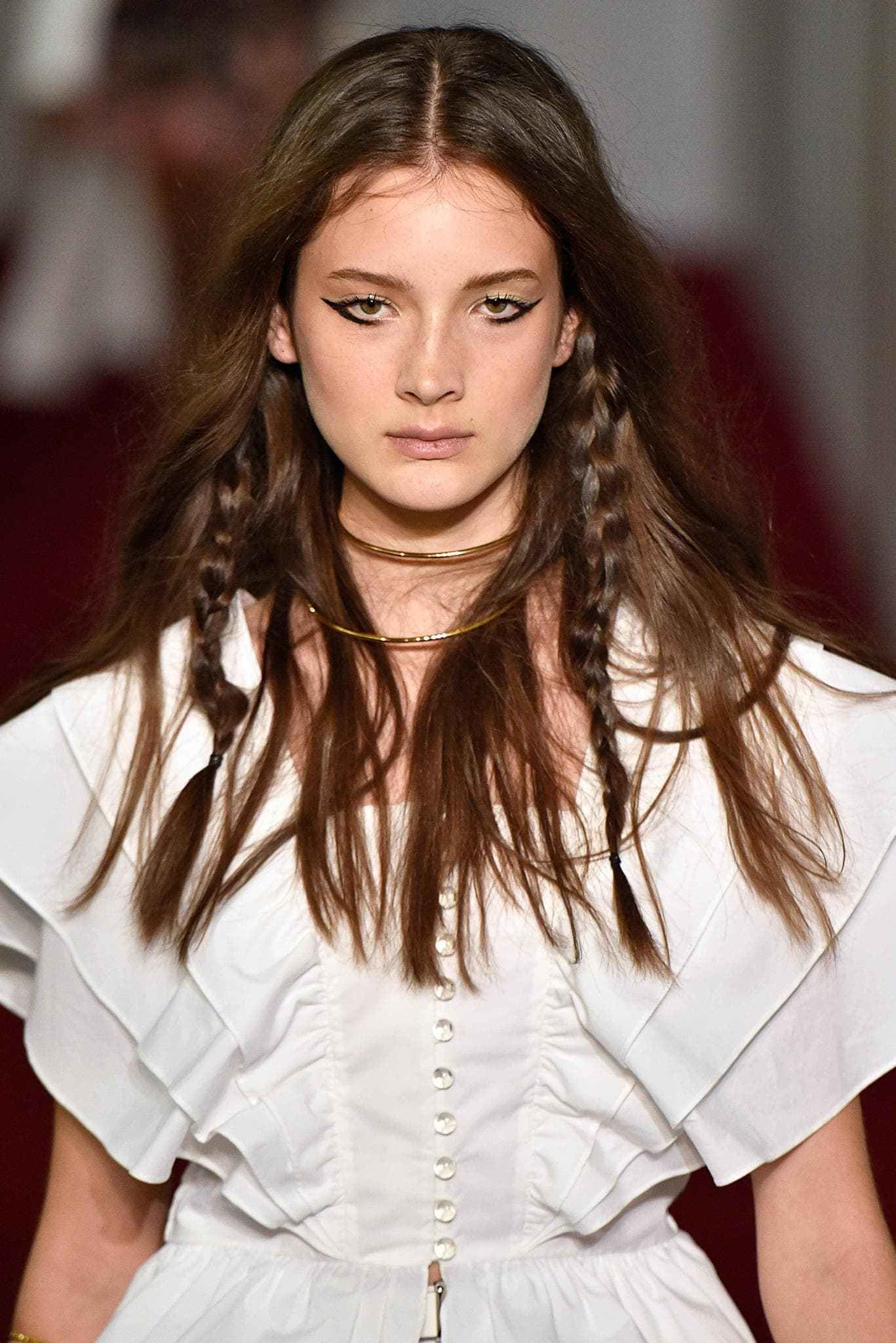 New The Hairstyles From New York Fashion Week All Things Ideas With Pictures