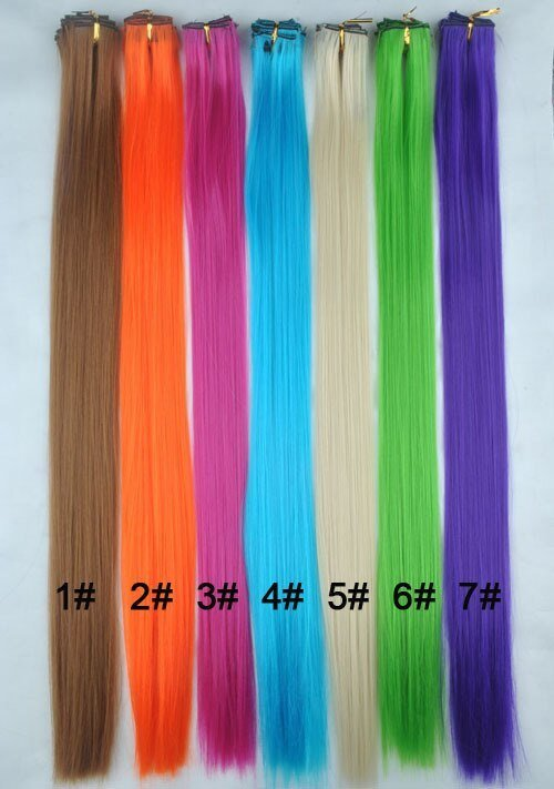 New 2014 Wholesale 100Pcs Lot Wholesale Colorful Women S Hair Ideas With Pictures