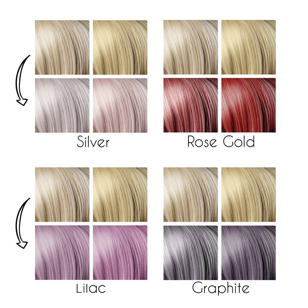 New Metallic Hair Dye That Won T Damage Your Hair Ideas With Pictures