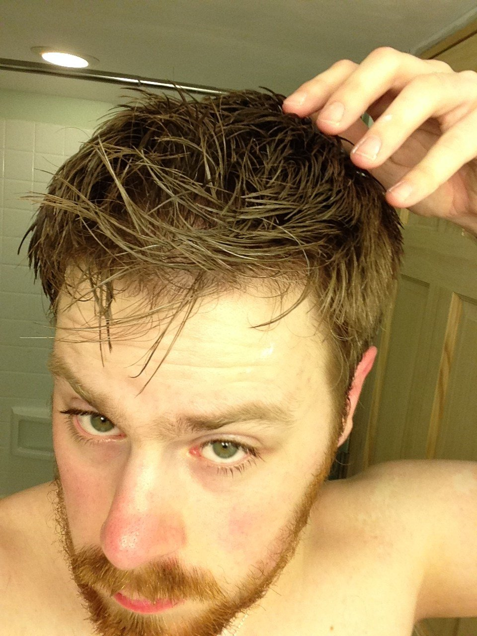 New Whovian Wednesdays How To Style 10Th Doctor Hair Ideas With Pictures
