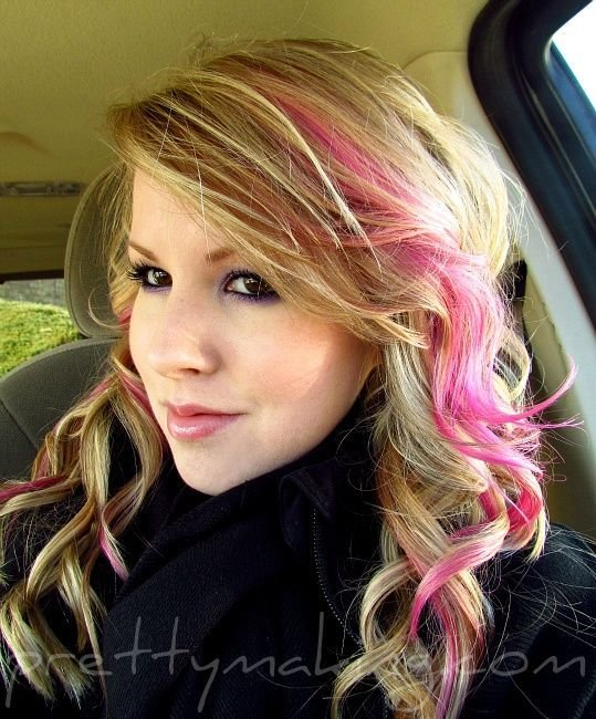 New Best 25 Pink Streaks Ideas On Pinterest Pink Streaks In Ideas With Pictures