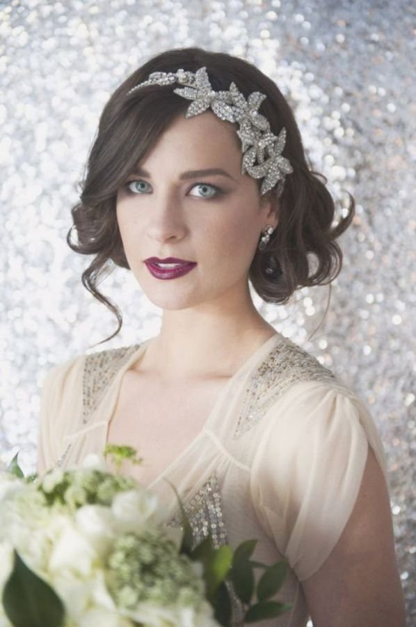 New Best 25 1920S Wedding Hair Ideas On Pinterest Roaring Ideas With Pictures