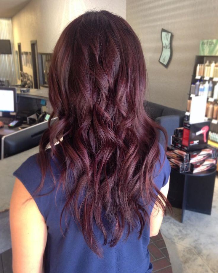New Best 25 Chocolate Cherry Hair Ideas On Pinterest Dark Ideas With Pictures