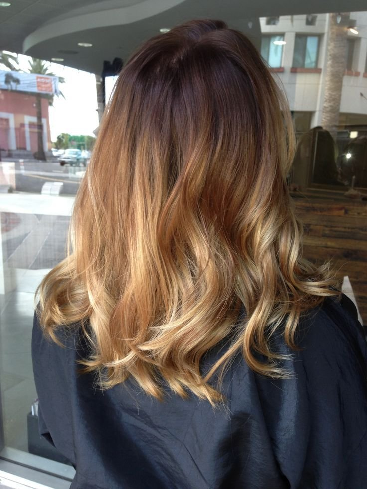 New Balayage Ombré On Shoulder Length Hair Ombré By Briza Ideas With Pictures
