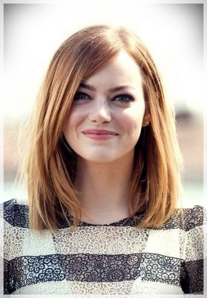 New Haircuts For Round Face 2019 Photos And Ideas Autumn Ideas With Pictures