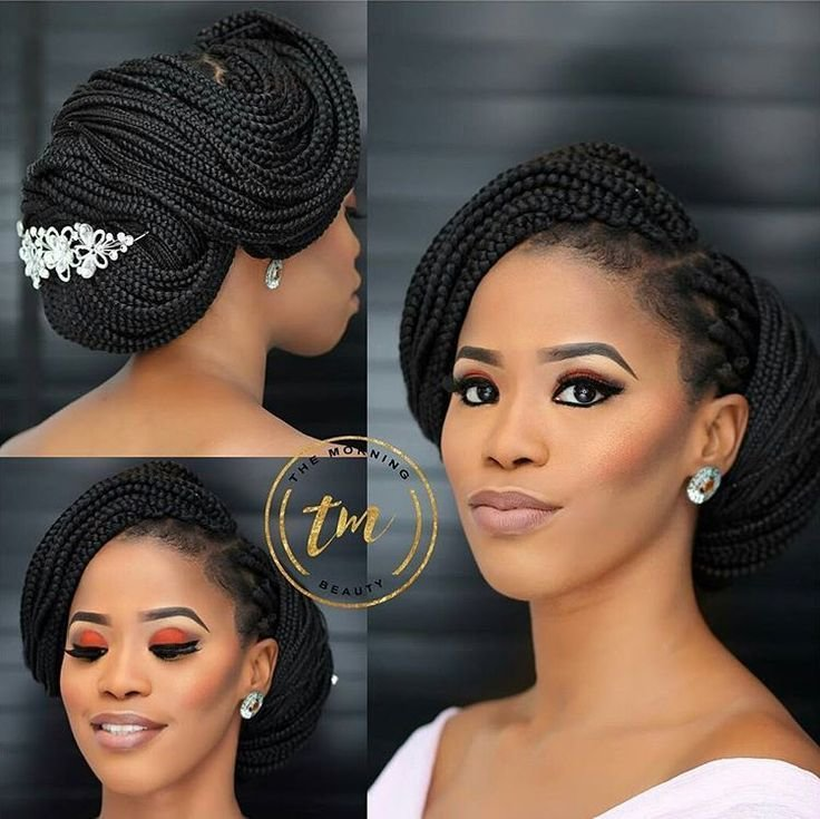 New Braided Brides Will Be A Hit This Year Love This Look On Ideas With Pictures Original 1024 x 768