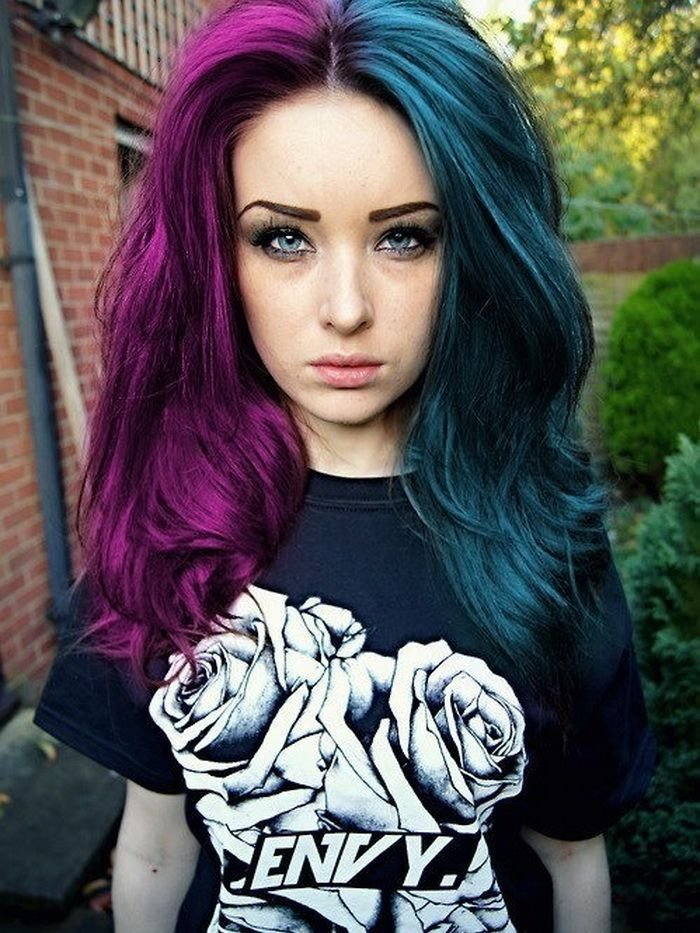 New Best 25 Different Hair Colors Ideas On Pinterest Crazy Ideas With Pictures