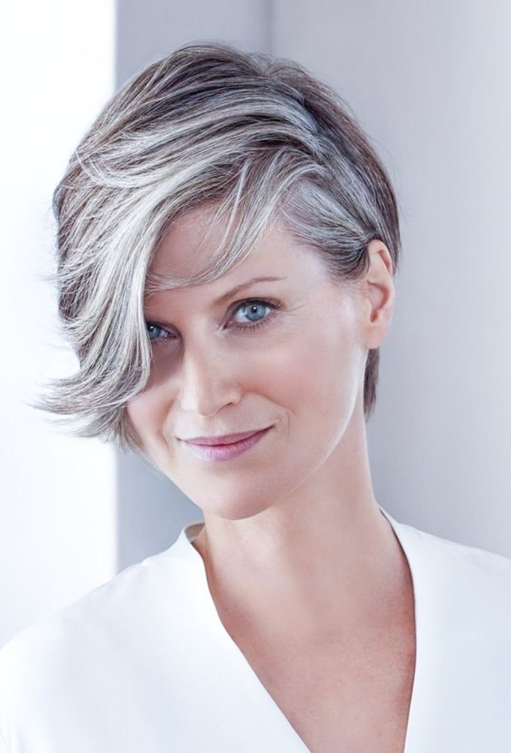 New 1477 Best Beautiful 50 Images On Pinterest Grey Hair Ideas With Pictures