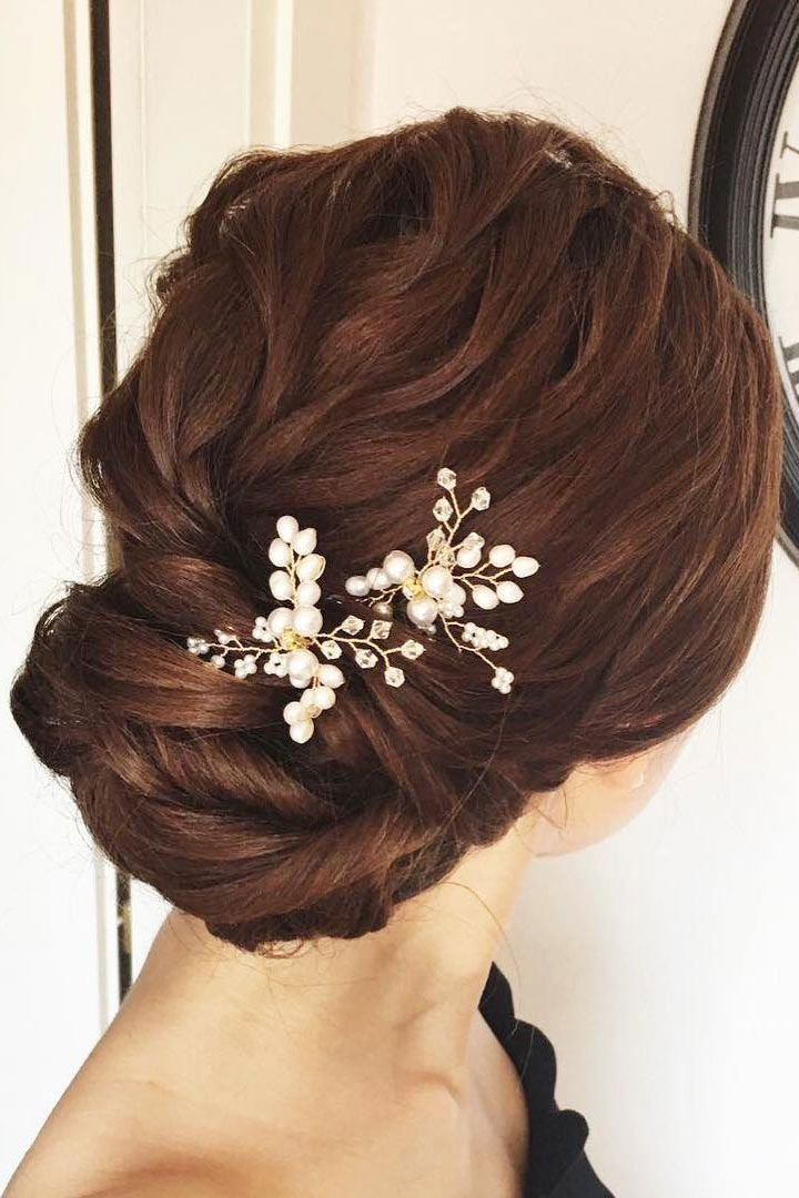New Best 25 Elegant Wedding Hairstyles Ideas On Pinterest Ideas With Pictures