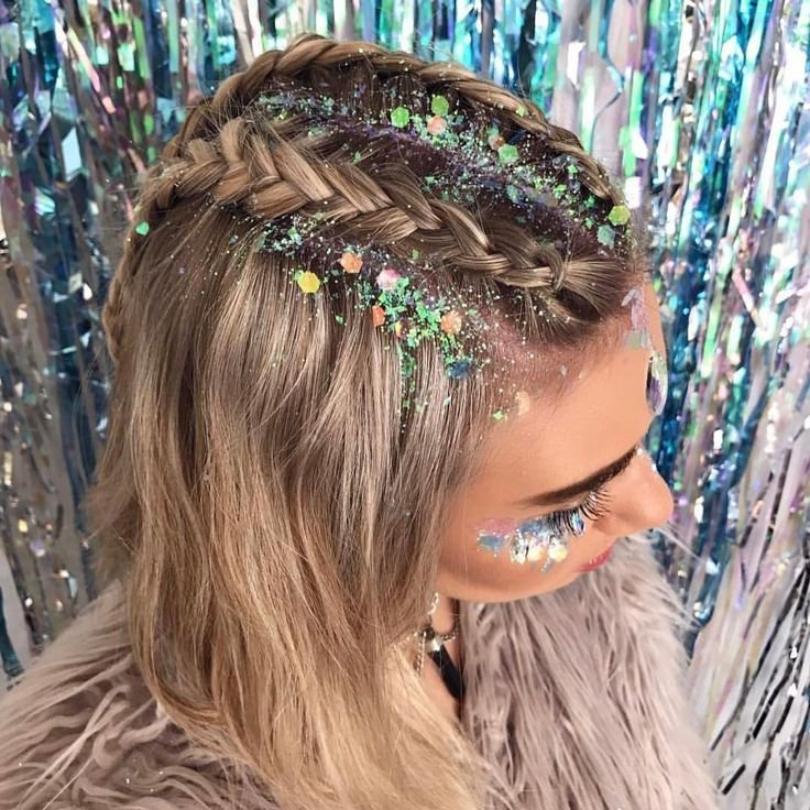 New The Best Festival Makeup Ideas And Boho Looks Make Up Ideas For A Rave Music Festival Summer Ideas With Pictures